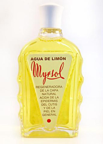 Myrsol After Shave - Lemon   Agent Shave