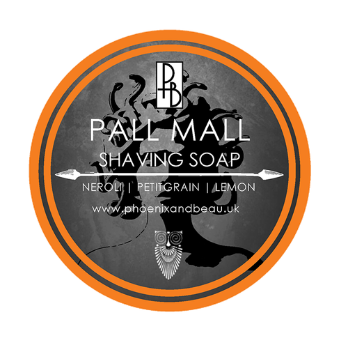 Phoenix and Beau Pall Mall - Core Shaving Soap | P&B | Agent Shave