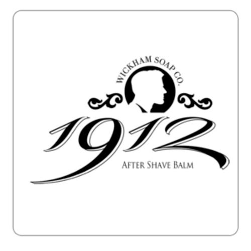 Wickham Soap Co 1912 | Seasonal Aftershave Balm - Frankincense | Agent Shave