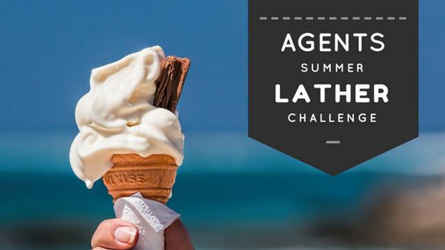 Agents lather challenge