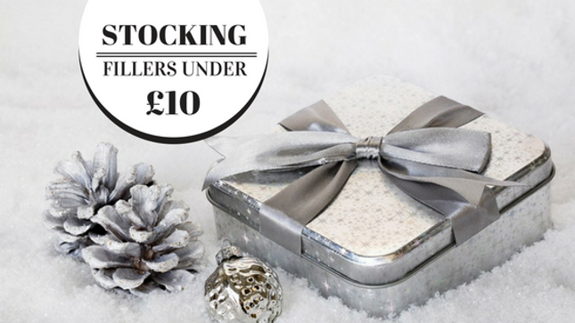 10 Stocking Fillers under £10