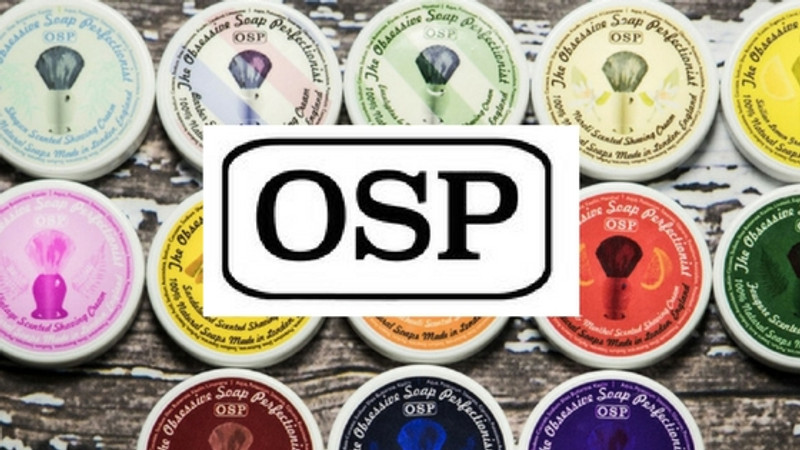Who is OSP - The Obessive Soap Perfectionist?