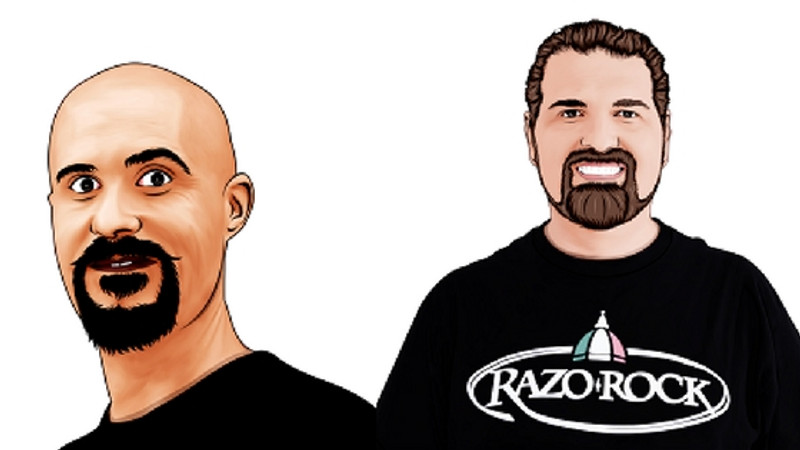 Undercover with RazoRock