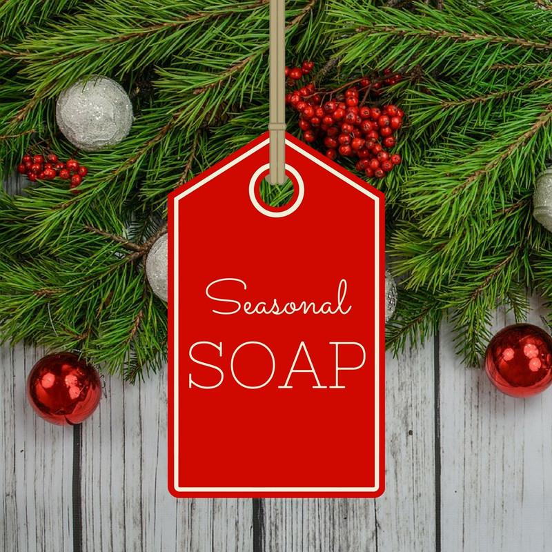 Christmas Shaving Soap