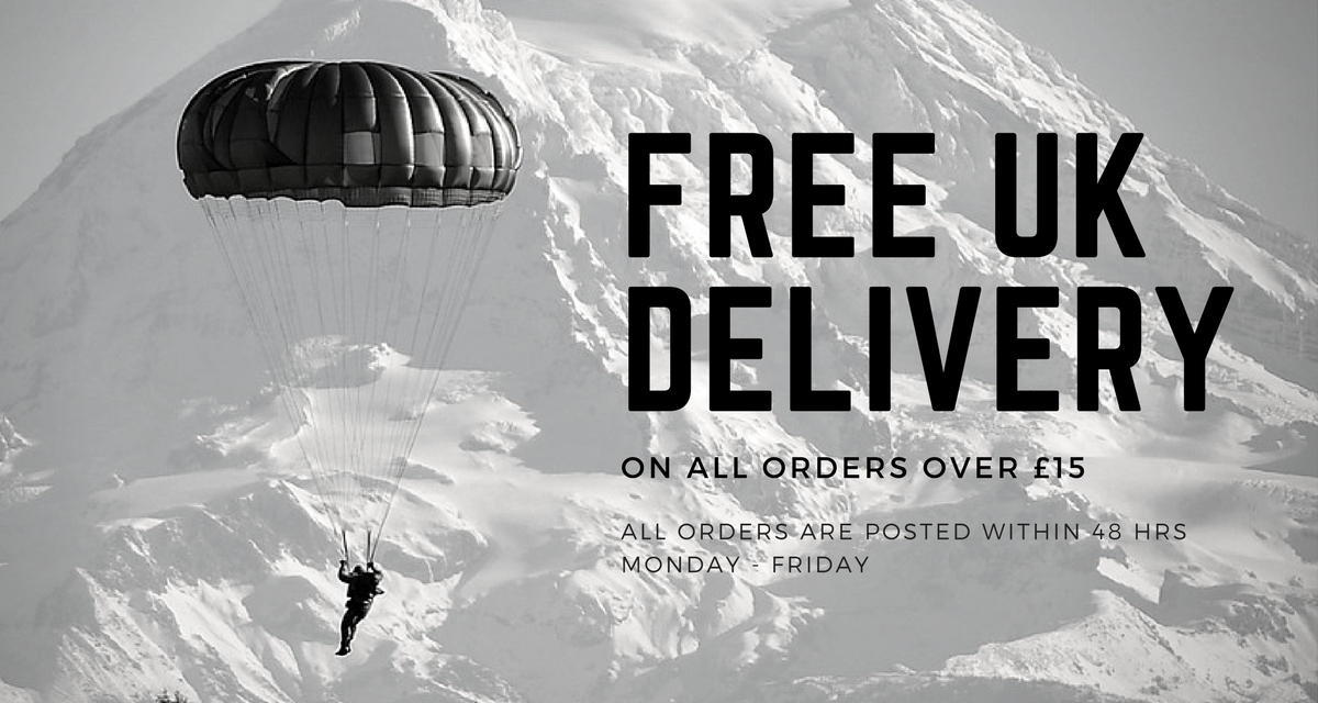 Free Delivery orders over £15 | Agent Shave