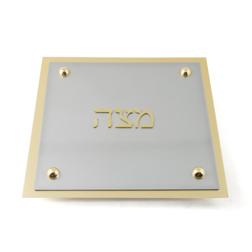 Matzo platter