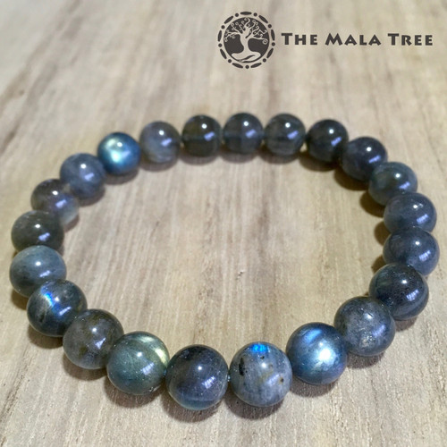 MULTI-FLASH LABRADORITE Bracelet