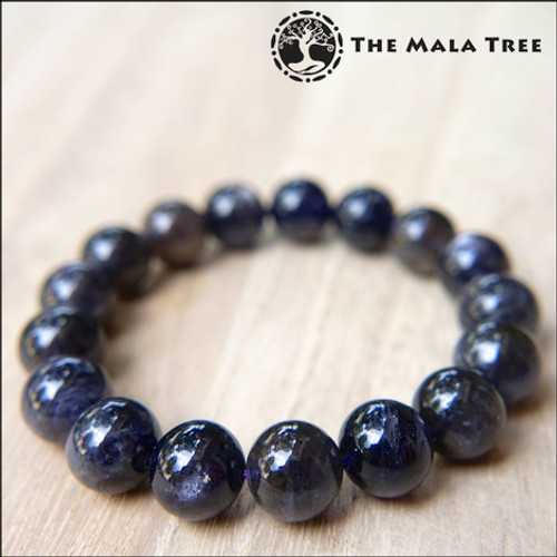 IOLITE / CORDIERITE Bracelet (Good Quality)