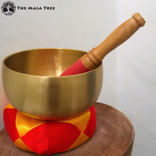 Seven Metals Tibetan Singing Bowl