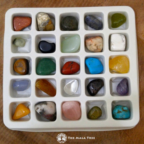 Tumbled Stone Set 1 - Small