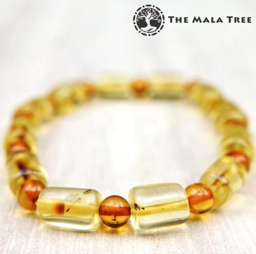 AMBER Bracelet (Bi-Color)
