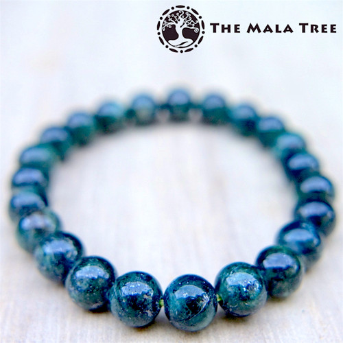 GREEN KYANITE Bracelet