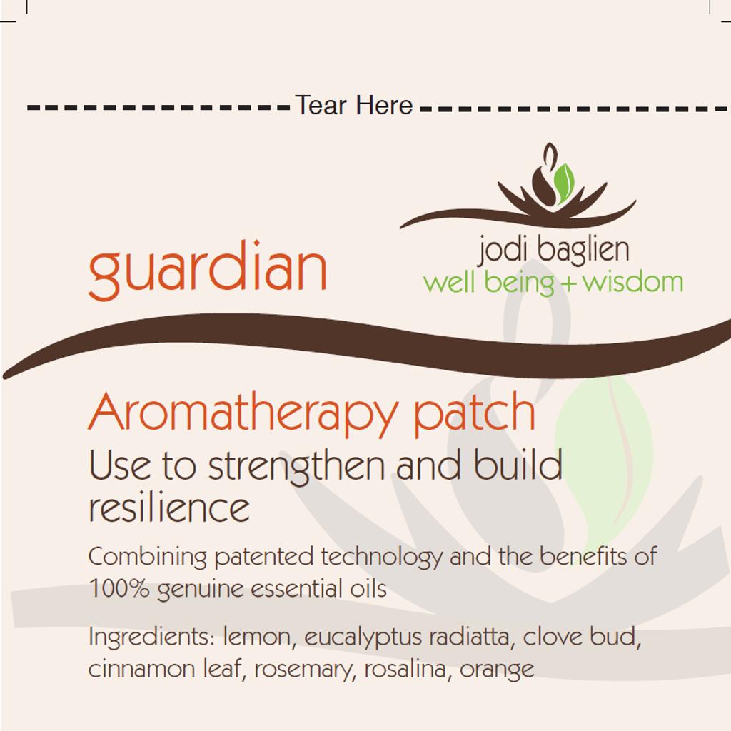 Guardian  Blend Aromatherapy Inhalation Patch