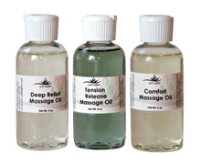 In Touch - Massage Oil - 4 oz.