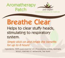 Aromatherapy Patch - Breathe Clear