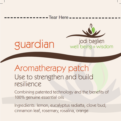 Guardian  Blend Aromatherapy Inhalation Patch
