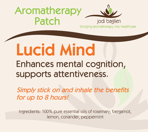 Aromatherapy Patch - Lucid Mind