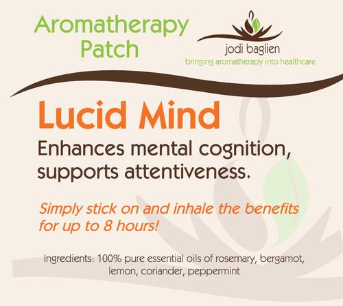Aromatherapy Patch - Lucid Mind