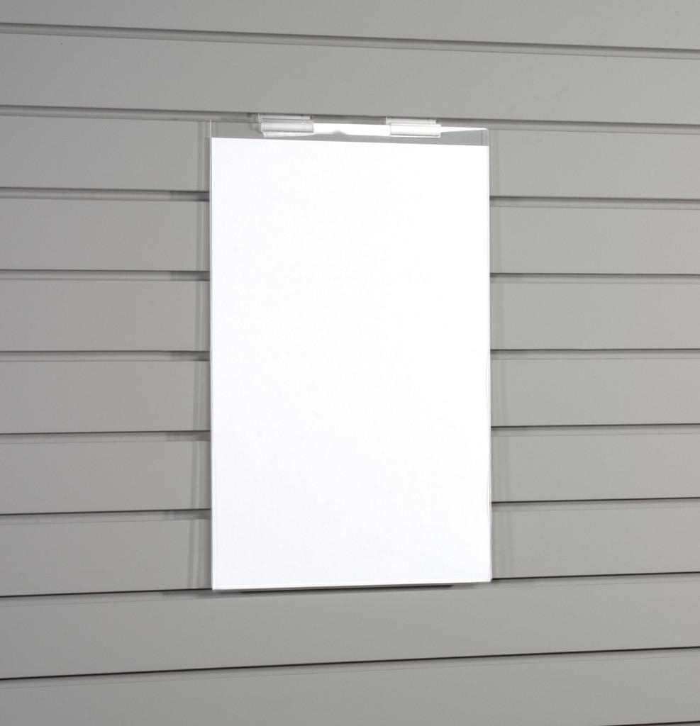 5495 Poster/Calendar Frame for Slatwall