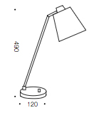 Edson Desk Lamp