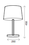 Adam Table Lamp