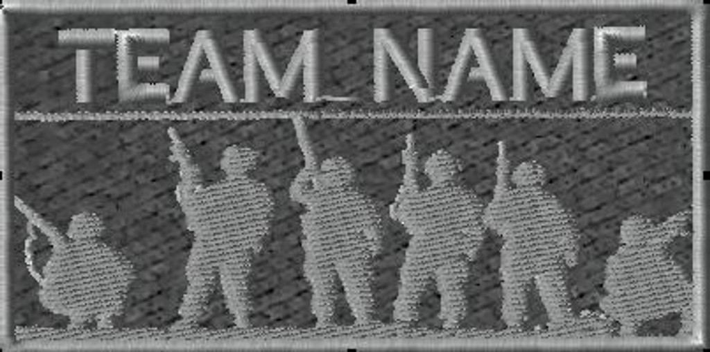 Band of Brothers Team Morale patch