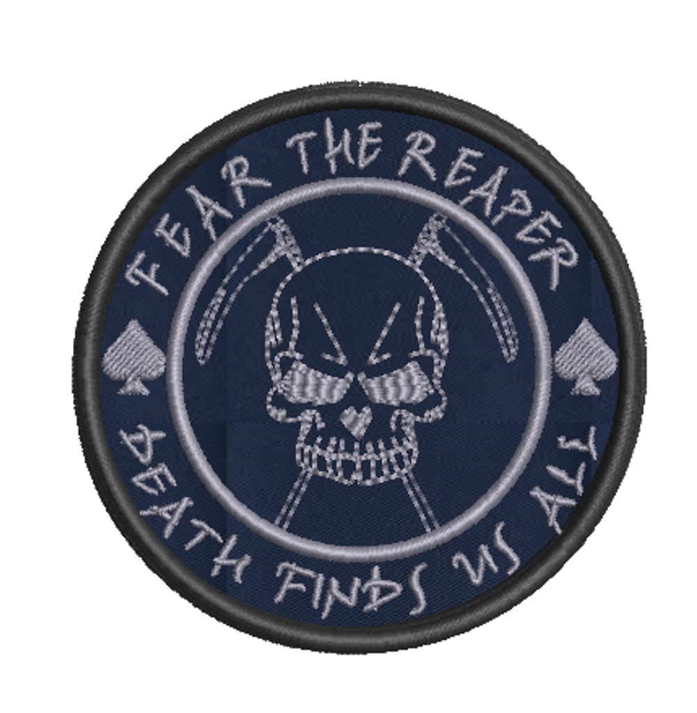 Fear the Reaper Morale Patch