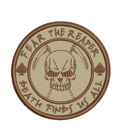 Fear the reaper tans subdued