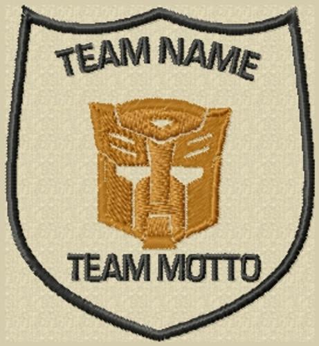 TEAM TEMPLATE - Optimus Shield