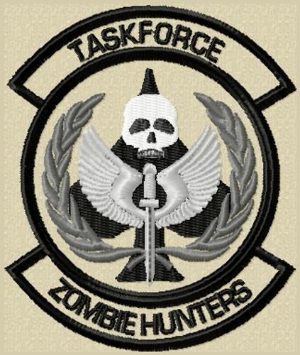 Zombie Taskforce Zombie Hunter patch