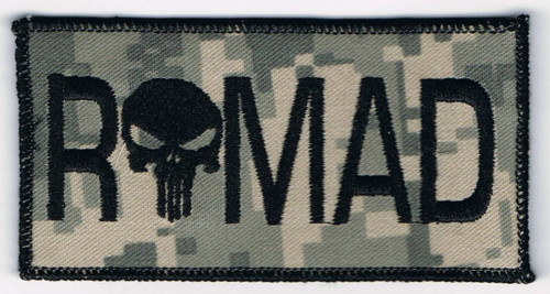 TACP Romad Punisher patch ACU