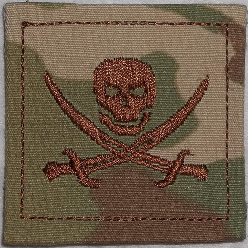 Rank Patch - Jolly Roger