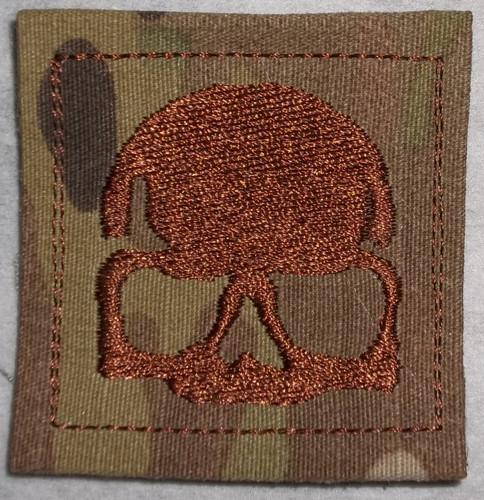 Rank Patch - Elite Skull