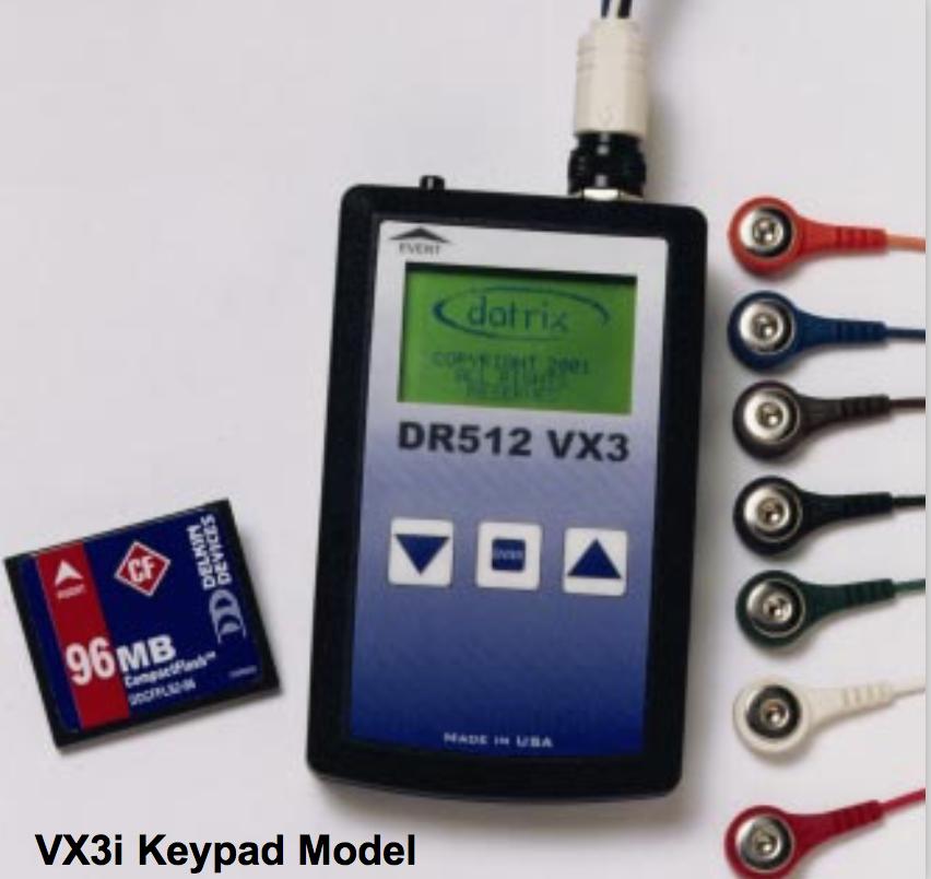 Datrix VX3 Holter Recorder