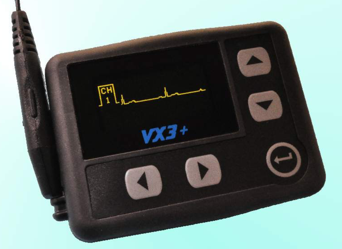Datrix Holter Recorder VX3 Plus