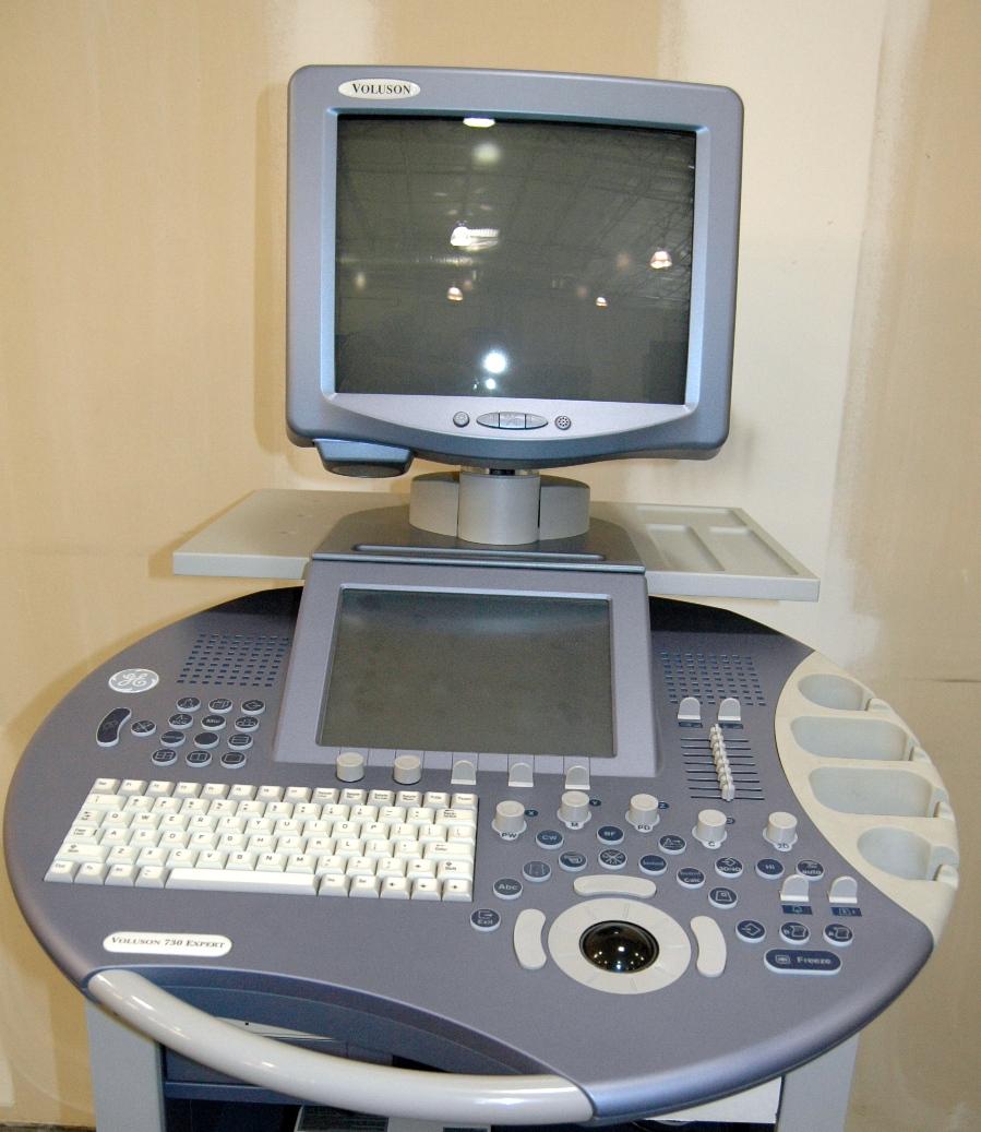 Used GE Voluson 730 Expert