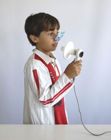 Spirometer Cosmed Microquark