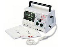 Zoll Series M Defibrillator, Biphasic. Includes SaO2.