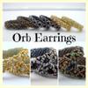 Orb Earrings Tutorial