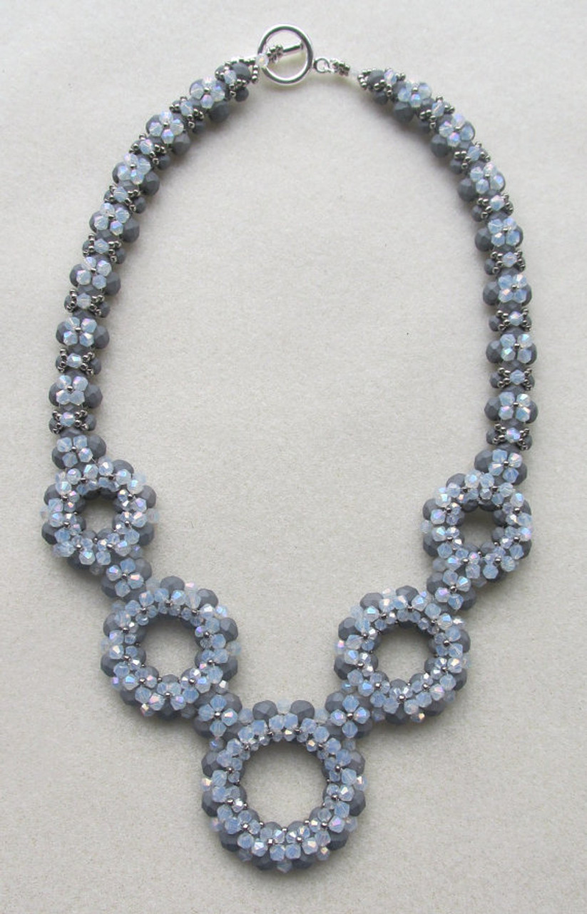 Step by Step Tutorials - Necklace Patterns - Page 1 - Off the Beaded ...