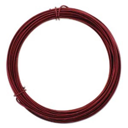 12ga Ox Blood Aluminum Wire
