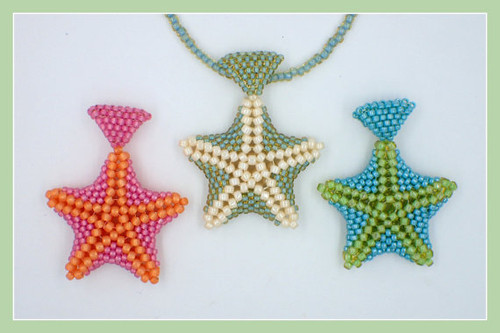 Starfish Pendant Tutorial