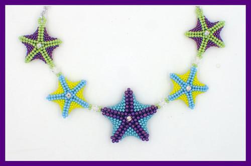 Starfish Necklace Tutorial
