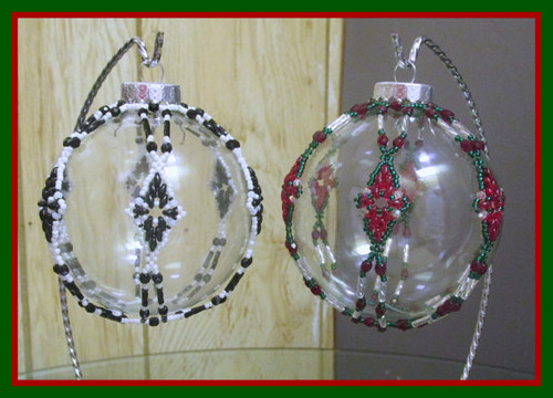Eastern Star Ornament Tutorial