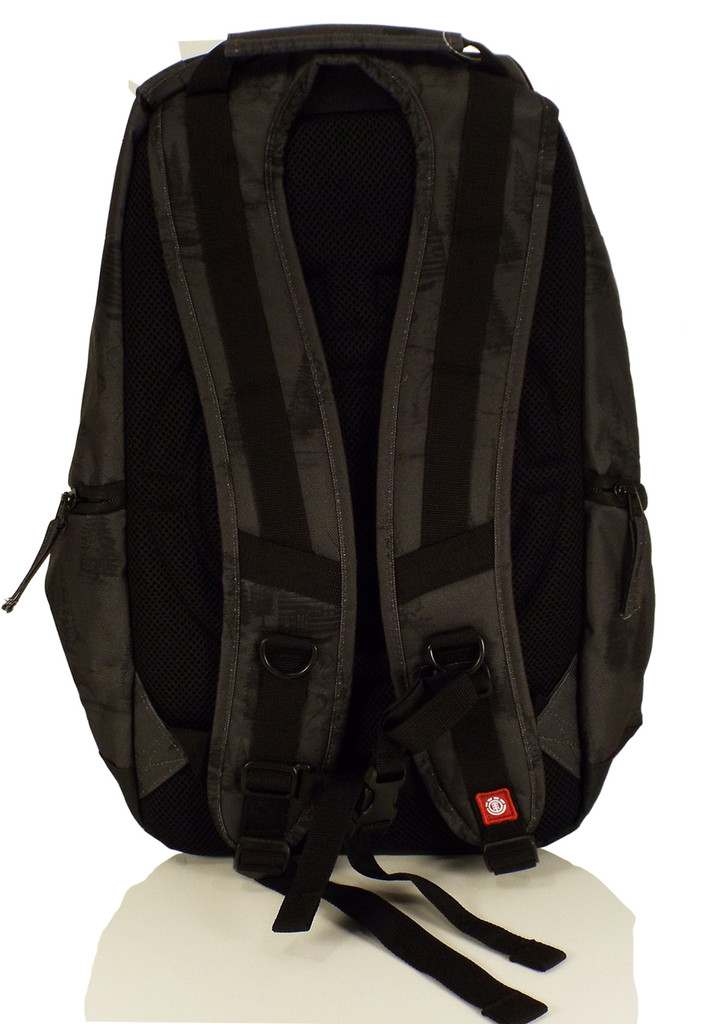 """Element Mohave """"Camp Collection"""" Backpack - Charcoal"""