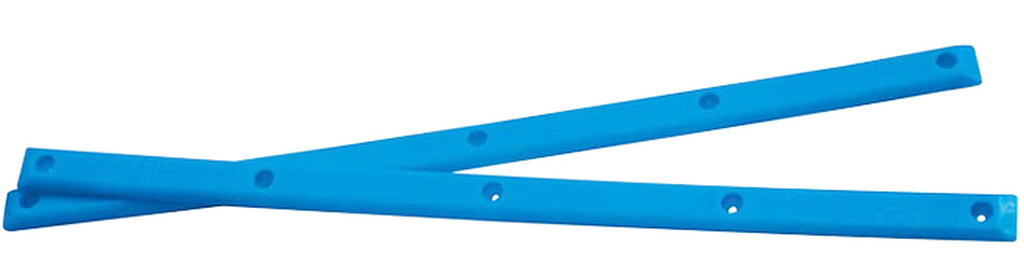 Pig Skateboard Rails - Neon Blue