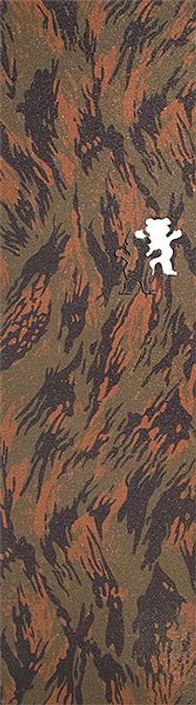Grizzly Appleyard Signature Camo Griptape Sheet