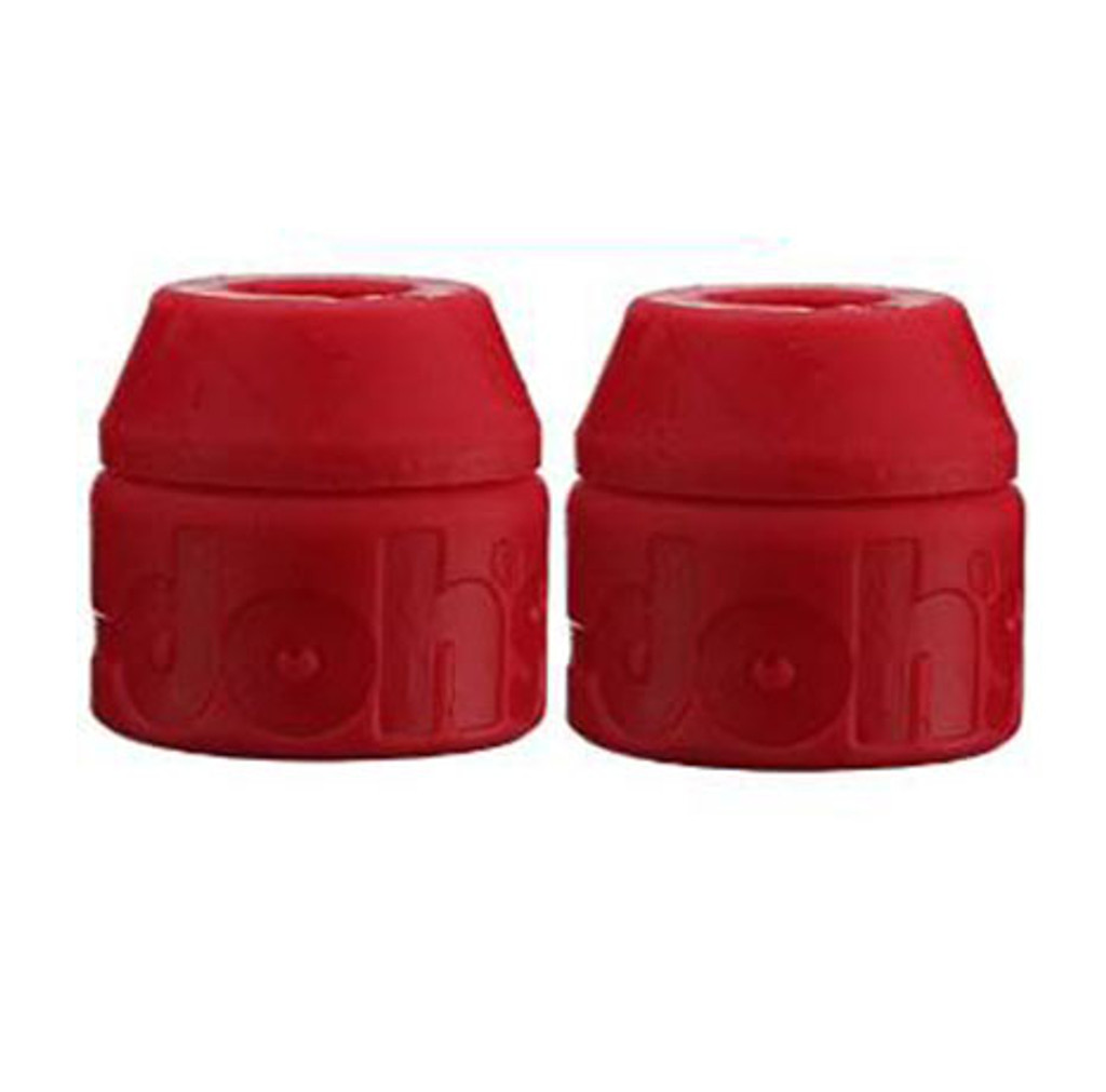 Shorty's Doh Doh Red Bushings - 95 Medium Hard