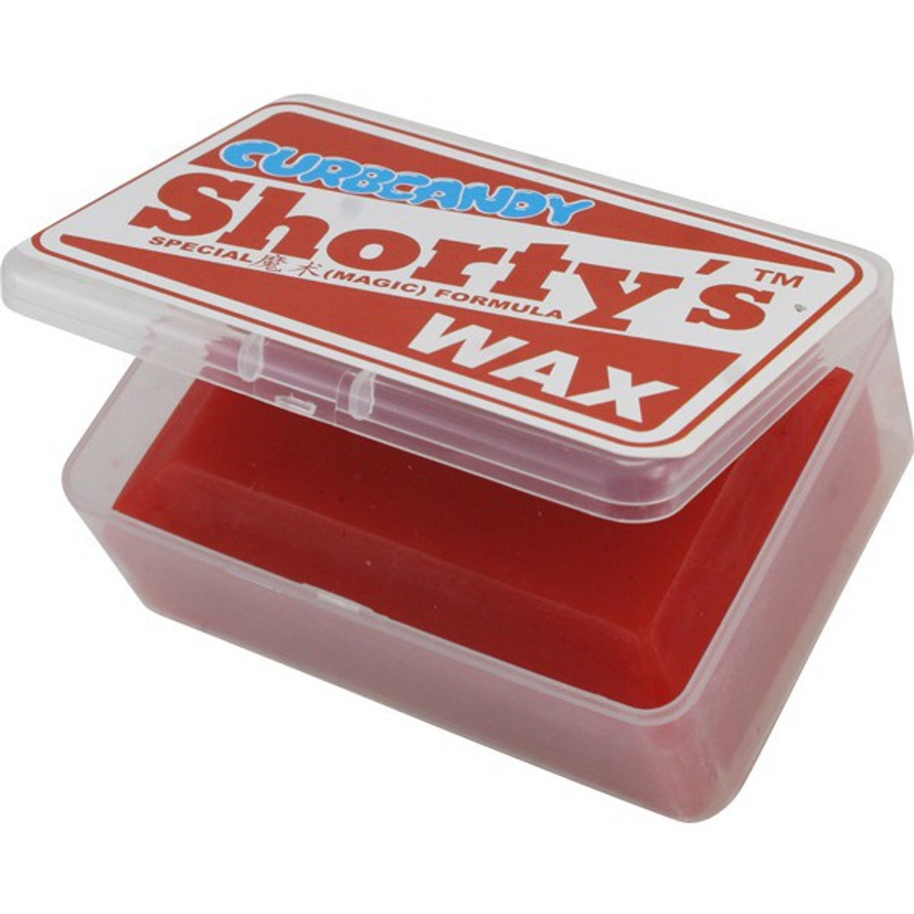 Shorty's Curb Candy Bar Wax