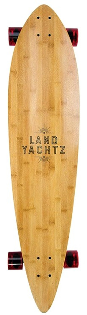 "Landyachtz Bamboo Pinner Canyon Longboard Complete - 9.5"" x 44"""